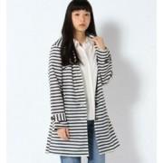 W.P.C:BDR RAIN COAT【シップス/SHIPS レディス レインコート ネイビー ルミネ LUMINE】