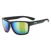 Uvex Occhiale sole Uvex Lgl 36 cv (Colore: green-black, Taglia: UNI)
