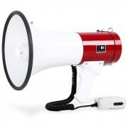 megafono 80W 1000m con sirena