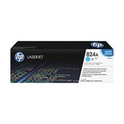 HP 824A Toner Cartridge - Cyan