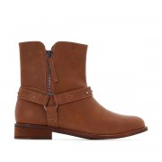 La Redoute Collections Plus Botas estilo motard, especial pés largos, 38-45camel- 44