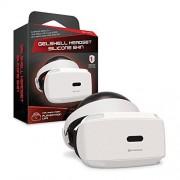 Hyperkin gelshell Headset Piel de silicona para ps VR (Blanco)