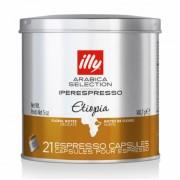 Illy IperEspresso MonoArabica Ethiopia kapszulás kávé (narancssárga) 21 adag