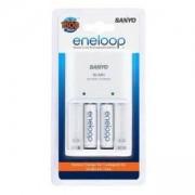 Зарядно устройство ENELOOP MQN04-E-2-2000-3UTGA+2 батерии АА, F734S1129