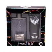 Police Original confezione regalo Eau de Toilette 100 ml + doccia gel 100 ml uomo