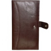 Kan Passport Pouch(Brown)