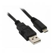 USB A-B Micro kabel 1M,A Male-Micro 5pin Male RETAIL