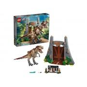 75936 Jurassic Park: Atacul lui T. rex