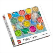 LEGO (R) Paint Party 1000-Piece Jigsaw Puzzle