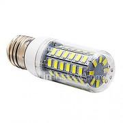 5W E14 G9 E26/E27 LED-maïslampen T 56 SMD 5730 300-350 lm Warm wit Koel wit 3000-3500 K AC 220-240 V