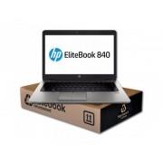 HP EliteBook 840 G2 Intel Core i5 5300U 2.3 GHz. · 8 Gb. SO-DDR3 RAM · 256 Gb. SSD · COA Windows 8.1 Pro actualizado a Windows 1