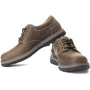Clarks Malvern Way Outdoors Shoes For Men(Brown)