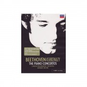 Vladimir Ashkenazy, London Philharmonic Orchestra, Bernard Haitink - Beethoven: The Piano Concertos (DVD)