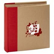 Panodia Album photo kraft à pochettes Greenearth 11x15 rouge