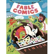 Fable Comics: Amazing Cartoonists Take on Classic Fables from Aesop and Beyond, Hardcover