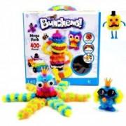 Set creatie pentru copii tip Bunchems - 400 piese