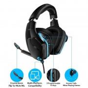 Logitech Auriculares Gaming G635 7.1 con micrófono