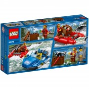 Lego City: Huida por aguas salvajes (60176)