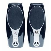 BOXE SERIOUX SRXS-395 2.0 POP 395 280W PMPO BLACK & SILVER
