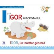 I de la Igor, hipopotamul/Greta Cencetti, Emanuela Carletti