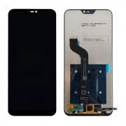 Touchscreen com Display Xiaomi Mi A2 Lite, Redmi 6 Pro Preto