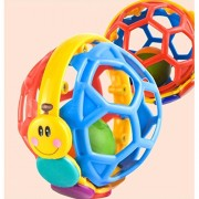 ELECTROPRIME Baby Toddlers Einstein Bendy Ball Kids Activity Development Educational Toy