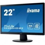 Iiyama 22 TFT X2283HS-B3 Full-HD monitor