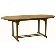 Fieldmann FAST-50002377 FDZN 4004-T Kerti asztal 150/200 x 90 cm
