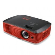 Проектор Acer Predator Z650 (MR.JMS11.001) в пакет с чанта и 2x 3D очила, DLP, 3D Ready, WUXGA, 20 000:1, 2200lm, HDMI, Composite, VGA, USB, RS232