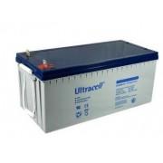 Bateria de Gel 12V 200Ah (522 x 240 x 218 mm) - Ultracell