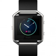 Smartwatch Blaze Fitness Wireless Marimea S Negru FITBIT