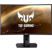 """ASUS TUF Gaming VG27VQ 27"""", 1ms, 165 Hz, Curved, FreeSync, 1080p Геймърски монитор за компютър"""