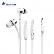 Универсални слушалки (с микрофон) 3.5mm - модел JM26 (бяло)