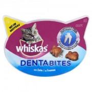 Whiskas Dentabites au Saumon pour chat Par 2 unités
