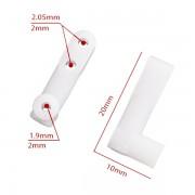 Dispozitiv de Cuplaj din Plastic Tip Manivelă