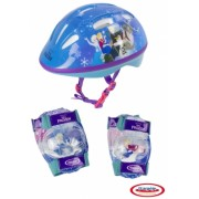Frozen - Set Protectie (Casca, Genunchiere, Cotiere) DArpeje