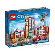 LEGO® City Remiza de pompieri 60110