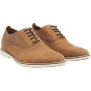 ALDO DIGGS Lace Up For Men(Brown)