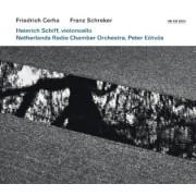 Muzica CD - ECM Records - Cerha / Schreker - N.R.C.O. / Peter Eotvos