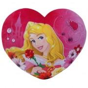 Disney Kinder hartjes kussen Doornroosje