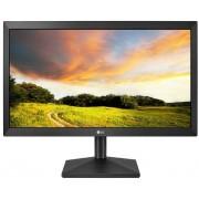 "Monitor TN LED LG 19.5"" 20MK400A-B, 1366 X 768, VGA, 5 ms (Negru)"
