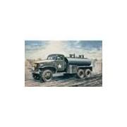 Italeri Ita201 2¹/² Ton. 6x6 Water Tank Truck 1:35