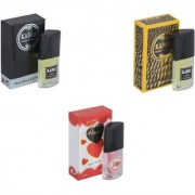 Skyedventures Set of 3 Kabra Black-Kabra Yellow-Younge Heart Red Perfume