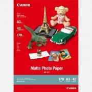 Canon Papier photo mat A3 Canon MP-101 - 40 feuilles
