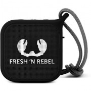 FRESH 'N REBEL Fresh 'N Rebel 1rb0500bl Rockbox Pebble Speaker Portatile Bluetooth Autonomia 5