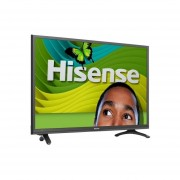 Pantalla LED Hisense 40 Negro Full HD 60 Hz 2x7W 40H3D