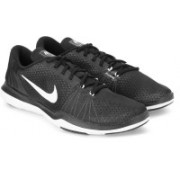 Nike WMNS NIKE FLEX SUPREME TR 5 Training & Gym Shoes(Black)