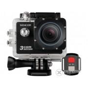 Camera sport SENCOR 3CAM 4K03WR cu suport impermeabil