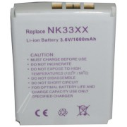GSMA36049C 3,6V-1400MAH LIION MOBILTELEFON AKKU NOKIA ew00192