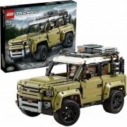 Lego Technic (42110). Land Rover Defender